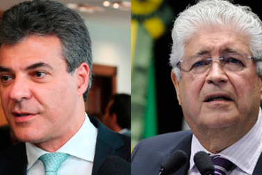 Roberto Requião e Beto Richa lideram corrida ao Senado