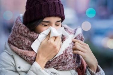 Baixas temperaturas tendem a aumentar casos de gripe no Brasil