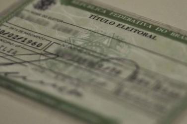 Eleitores já podem pedir voto em trânsito para as eleições de outubro