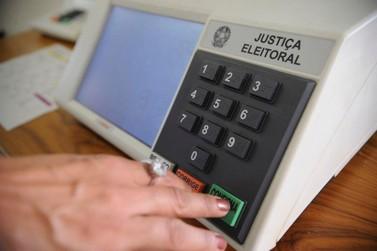 Lei Eleitoral restringe atos do poder público