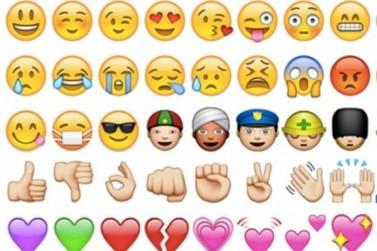 No Dia Mundial do Emoji, conheça os símbolos mais usados no Brasil