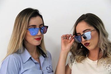 Ótica Cruzeiro está com promoção de até 70% de desconto em óculos solares