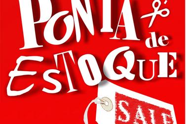 Feira Ponta de Estoque começou nesta quarta-feira