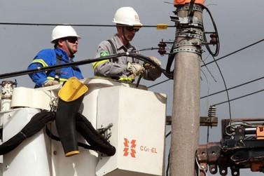 Na próxima quarta-feira haverá manutenção em rede elétrica em Cruzeiro do Oeste