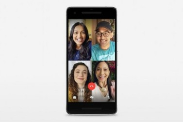 WhatsApp libera chamadas de grupo com áudio e vídeo para todos