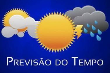 A chuva deve voltar Cruzeiro do Oeste neste domingo, segundo Simepar!