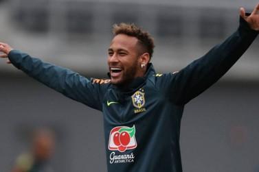 Com brilho de Neymar e dois gols de Richarlison, Brasil goleia El Salvador