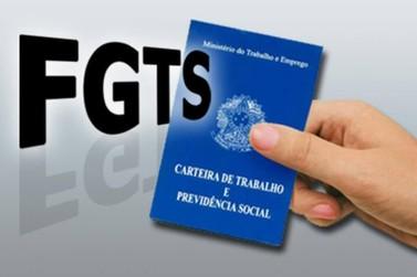 Crédito com uso do FGTS começa nesta quarta, 26