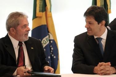 Decisão sobre autorizar Lula a gravar vídeo para Haddad não cabe ao TSE