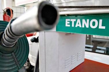 Etanol amplia vantagem sobre a gasolina neste mês