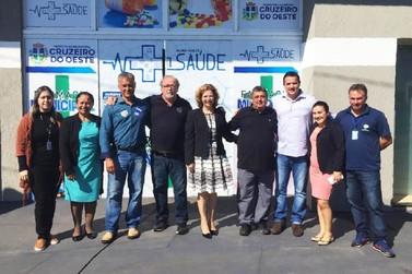 Farmácia Municipal é inaugurada em Cruzeiro do Oeste