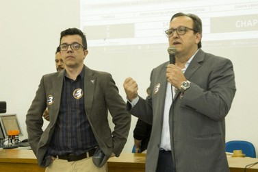 Julio Damasceno é eleito reitor da UEM para gestão 2018 a 2022
