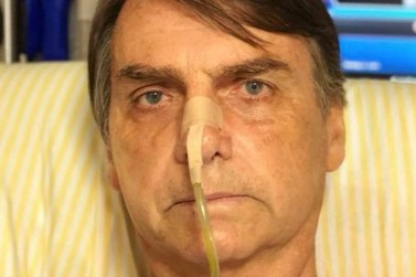 Médico diz que foi detectada contaminação em cateter no braço de Bolsonaro