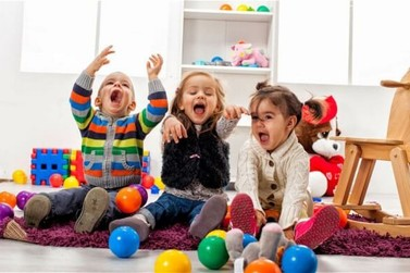 Arrecadação de brinquedos e doces para o Dia da Criança em Cruzeiro do Oeste