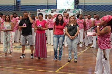 Cruzeiro do Oeste recebe encontro de Capoeiristas