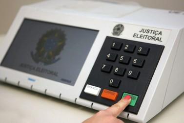 Eleitores paranaenses podem justificar voto pela internet a partir desta segunda