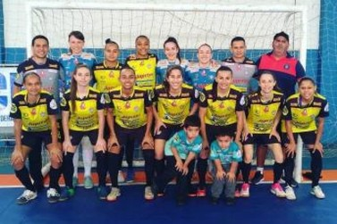 Estreia com vitória Cianorte futsal na Taça Brasil