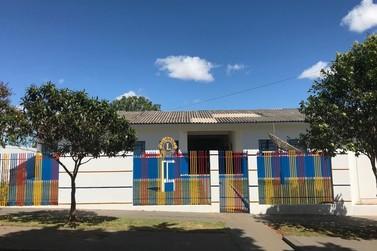 Furto de Botijões de Gás no CEMEI de Cruzeiro do Oeste