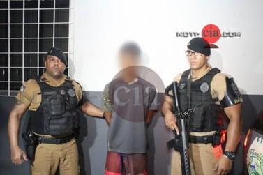 Suspeito de esfaquear adolescente em assalto é preso em Sarandi