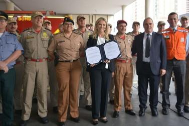 Governo regulamenta o poder de polícia do Corpo de Bombeiros do Paraná