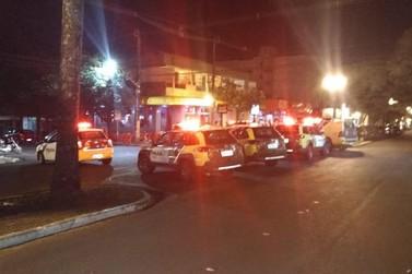 Operação da PM em Umuarama e região apreende armas e veículos