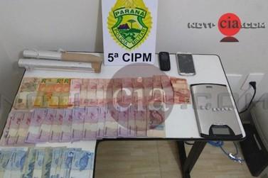 7 pessoas são presas acusadas de envolvimento ao tráfico de drogas em Cianorte