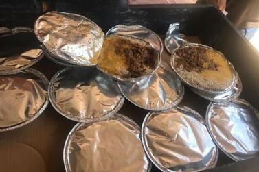 Por não gostarem da comida, detentos de Goioerê recusam marmitas da cadeia