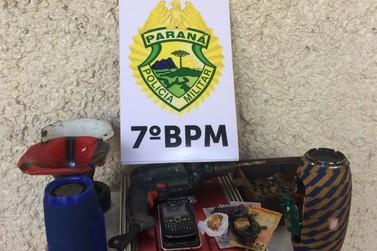 Dois suspeitos por tráfico de drogas são presos em Cruzeiro do Oeste