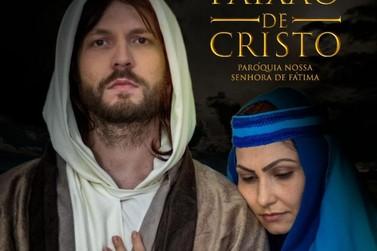 É nesta Sexta-feira o teatro da Paixão de Cristo em Cruzeiro do Oeste