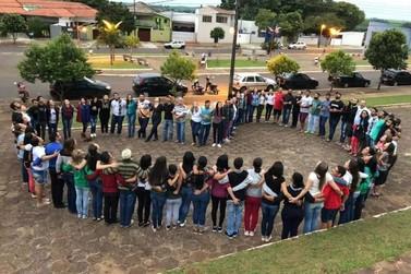 Igreja Católica organiza teatro da Paixão de Cristo em Cruzeiro do Oeste