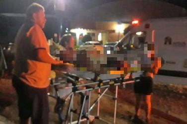Motorista bêbado atropela sobrinho do prefeito de Luiziana