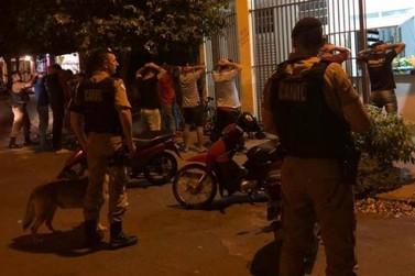Operação prende 11 pessoas em Cianorte e região