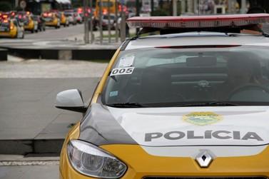 Policiais realizam operação Tiradentes em Cruzeiro do Oeste
