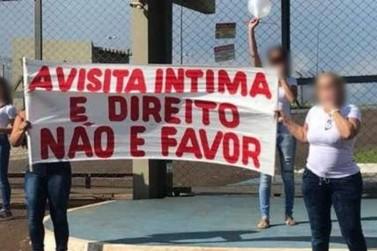 Presos no Paraná podem perder o direito às visitas íntimas