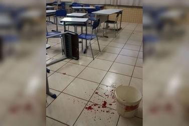 Professor é esfaqueado por aluno em escola de Formosa do Oeste