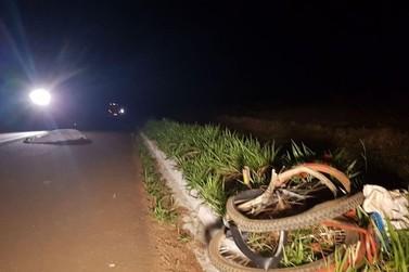Ônibus de Moreira Sales que transportava estudantes atropela e mata ciclista