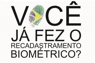 Recadastramento biométrico obrigatório para todos os eleitores de Cruzeiro