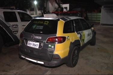 Homem é preso após agredir a namorada em Umuarama