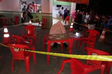 Jovem é morto a tiros em bar no centro de São Jorge do Patrocínio