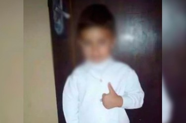Morre criança que teve o braço arrancado por centrífuga de roupas