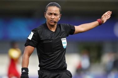 Árbitra de Goioerê vai apitar semifinal da Copa do Mundo de Futebol Feminino