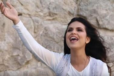 Cantora gospel Aline Barros se apresenta em Umuarama nesta sexta