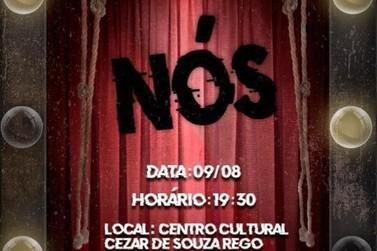 Companhia de Teatro Eskéte estreia novo espetáculo nesta sexta-feira em Cruzeiro
