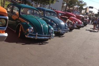 Evento na Praça coroa o Dia do Pioneiro em Cruzeiro do Oeste