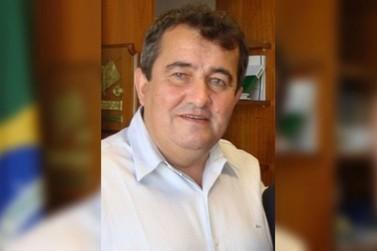 Ex-prefeito de Douradina, popular Cabeção, morre aos 54 anos