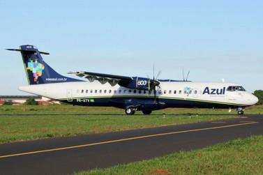 Governo e Azul acertam os últimos detalhes para abrir linha Umuarama-Curitiba