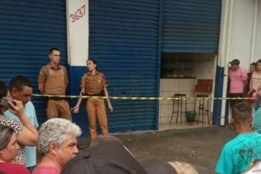 Jovem de 22 anos é morto a tiros dentro de lanchonete em Umuarama