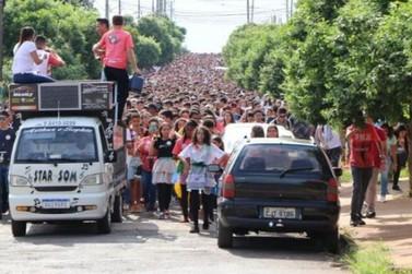 Dia Nacional da Juventude reuniu 5 mil jovens em Icaraíma no último domingo