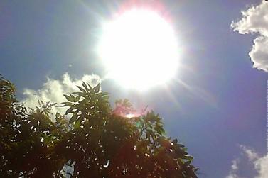 Fim de semana será quente em Cruzeiro do Oeste