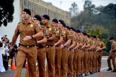 Governo libera abertura de concurso para 2.400 soldados da Polícia Militar